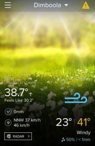 Weatherzone App