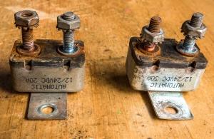 Circuit Breakers, Narva, Projecta