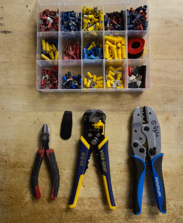 All the tools you'll need